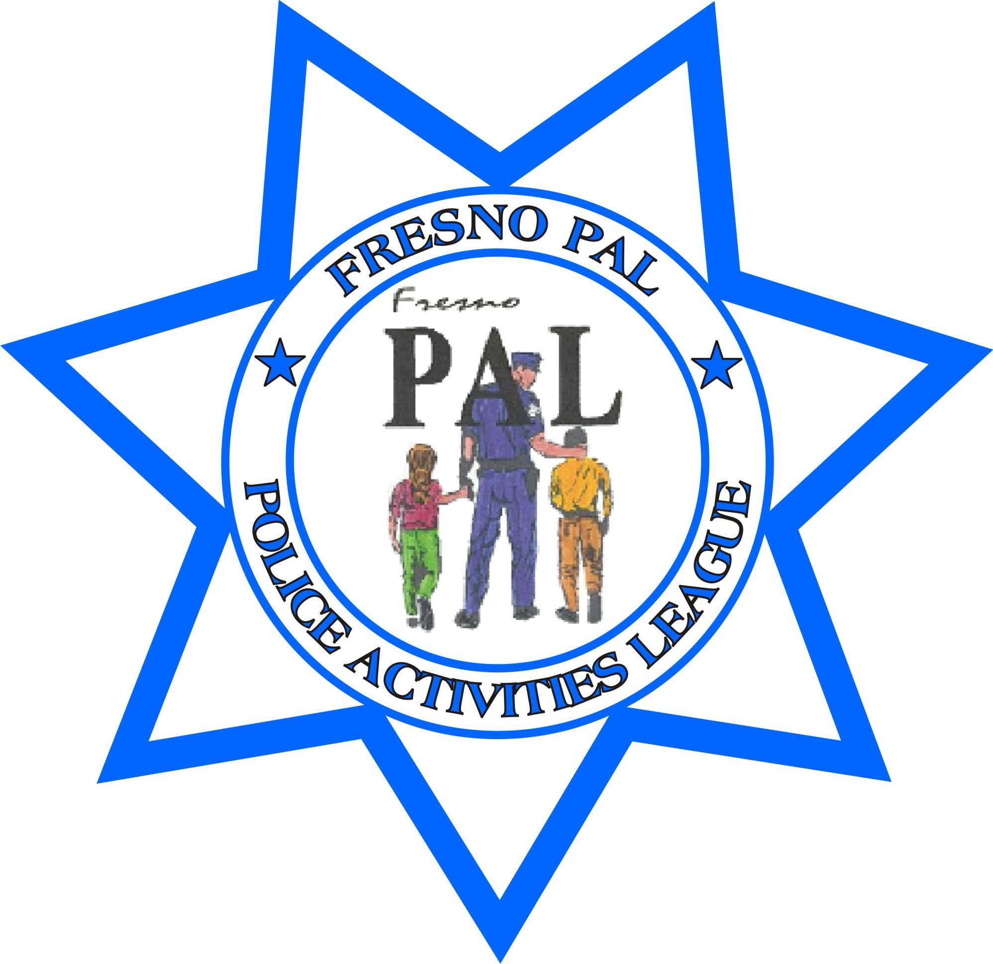 Fresno Police Activities Logo